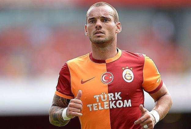 Sneijder ikinci kez baba oldu