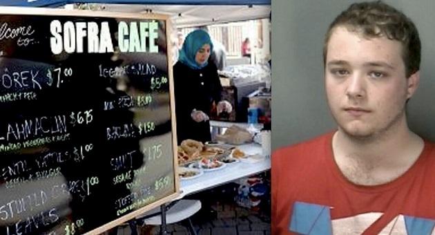 ABD'de Müslüman Türk kadına ırkçı saldırı