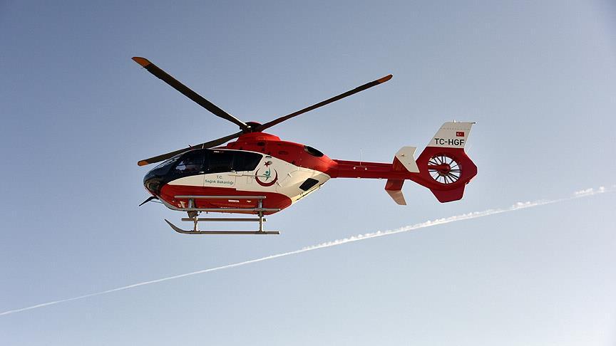 Yerli helikopter için Ar-Ge çalışmaları başladı
