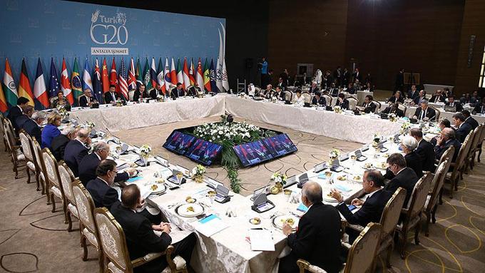 Küresel piyasaların gözü G20'de