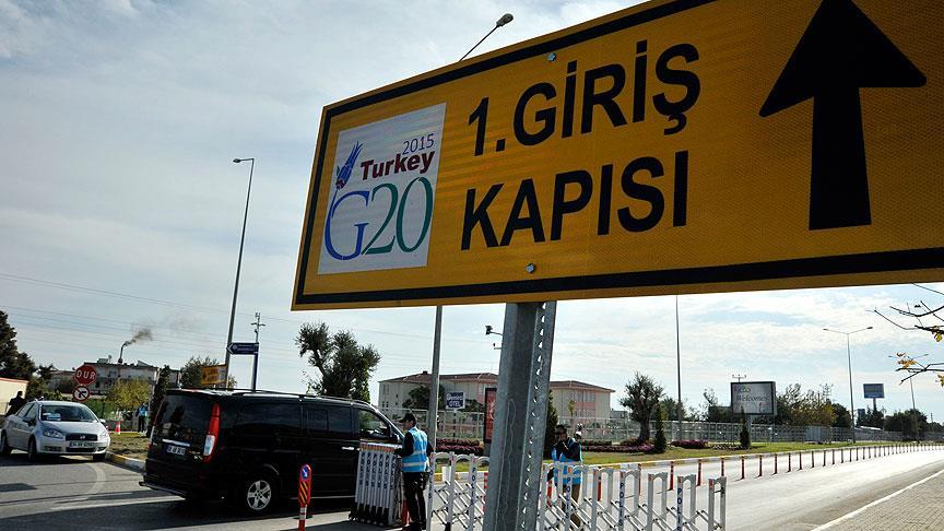 DAEŞ G20'de eylem yapmayı planlamış