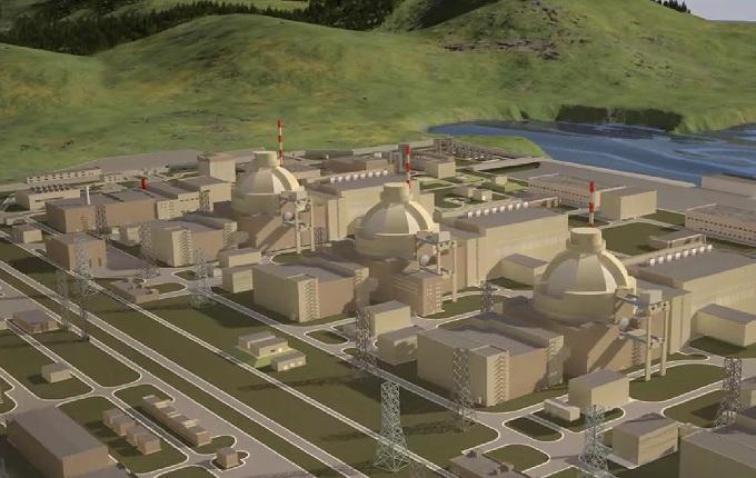 'Akkuyu Nükleer Santrali durdu' iddiası