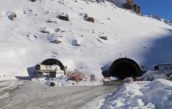 Ovit Tüneli'nde 20 bin metre kazındı (Foto Galeri)