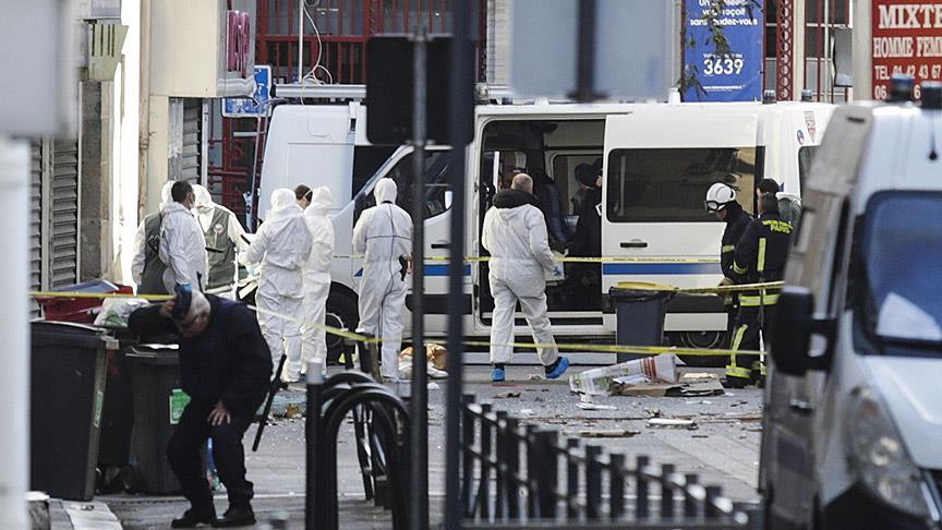 Paris'teki terör saldırılarına ilişkin 1 kişi gözaltına alındı