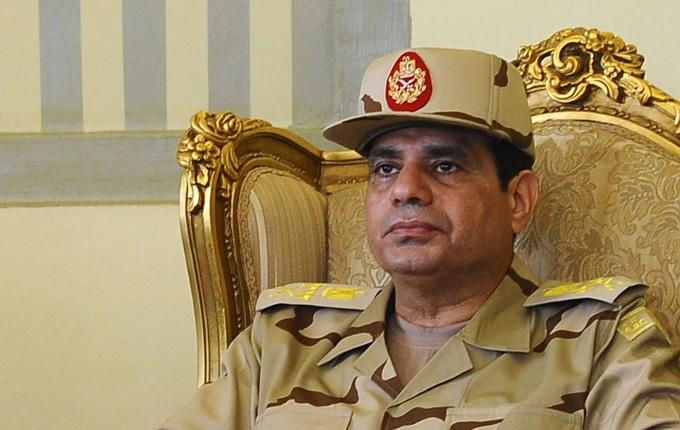 Sisi cuntası yeni hükümeti kutladı