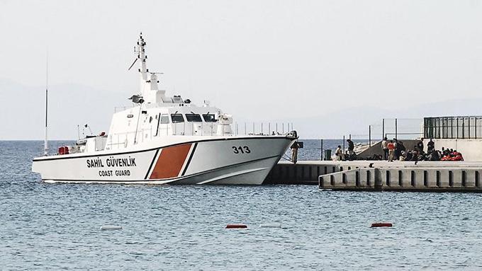 Ege'de mültecilerin teknesi battı: 3'ü çocuk 4 ölü