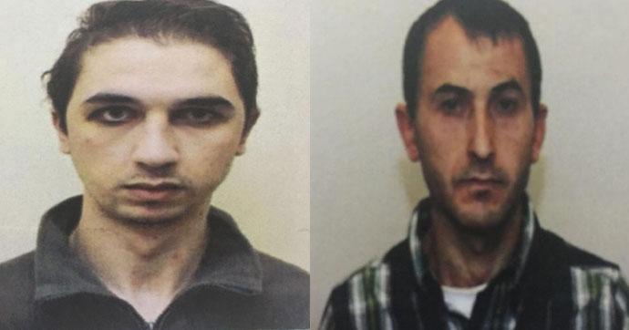 Bu iki terörist her yerde aranıyor