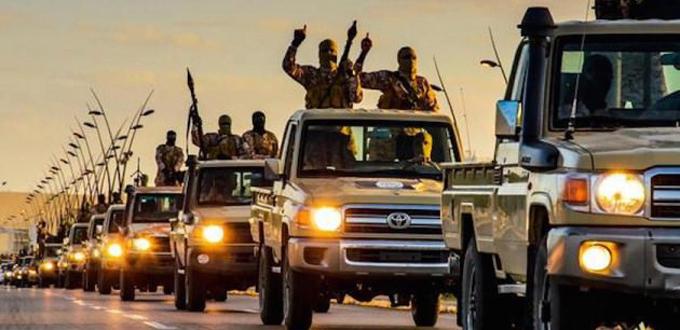 IŞİD başka ülkeye taşınıyor!
