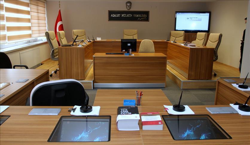 Kayseri'deki FETÖ/PDY operasyonunda 2 kişi tutuklandı