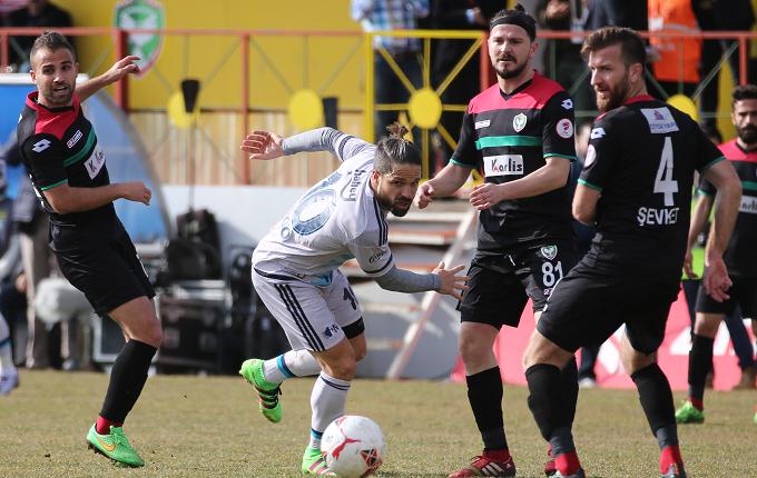 Amedspor - Fenerbahçe maçında kardeşlik kazandı