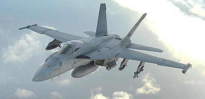 ABD uçakları DAEŞ hedeflerini vurdu