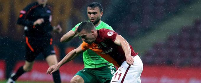 Galatasaray Türkiye Kupası'nda yarı finalde