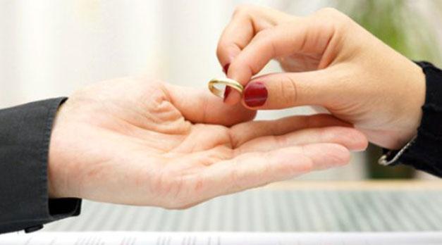 2015'te boşananların yüzde 73'ü tekrar evlendi