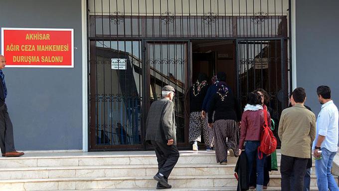 'Soma' davasında sanıkların tutukluluğunun devamına karar verildi