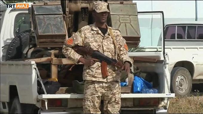 Libya'ya huzur ne zaman gelecek? (Video)