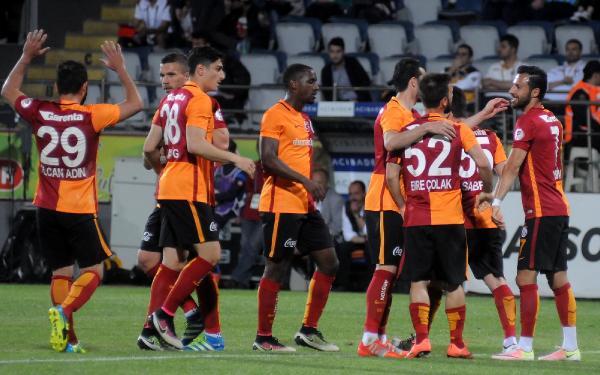 Galatasaray, 9 maç sonra kazandı