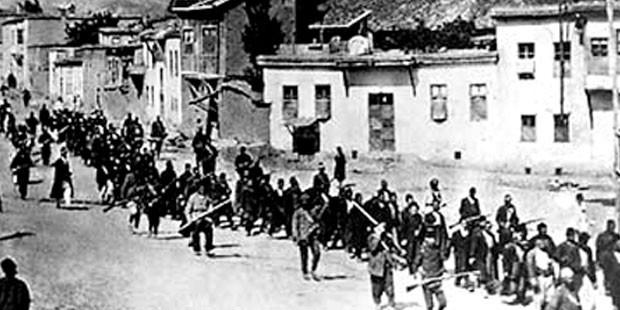 Ermenilerde zorunlu göç başladı (1915)