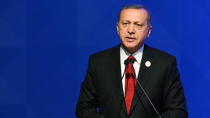 Erdoğan'dan Hakkari'deki 8 şehit için başsağlığı
