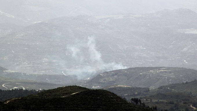 PYD güçleri Fırat'ın doğusuna çekiliyor
