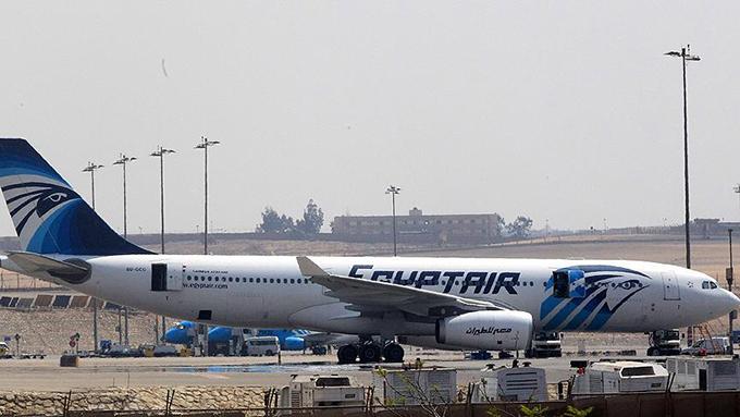 Akdeniz'de düşen yolcu uçağının enkazına ulaşıldı