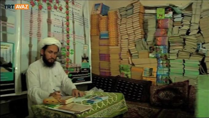Pakistan'da bir Türk yazar: Muhammed Türk (Video)