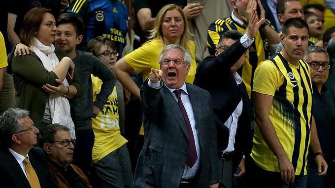 Aziz Yıldırım'ın hareketi Galatasaray'ı kızdırdı