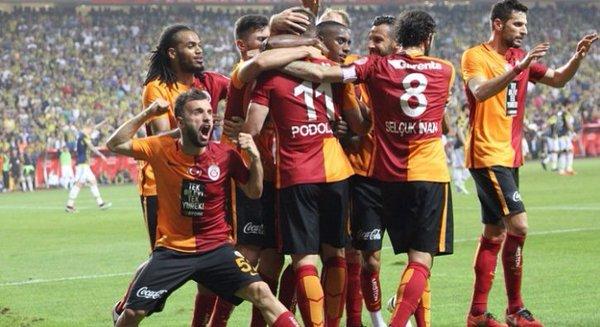 Galatasaray, Fenerbahçe'den Avrupa vizesini aldı