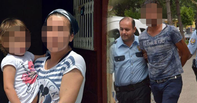Bu ne vicdansızlık! Ağlayan kızını çöp kamyonuna attı (3 Foto)