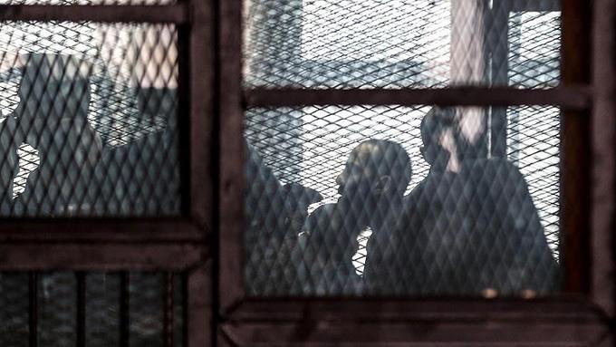Mısır'da darbe karşıtı 22 kişiye müebbet hapis