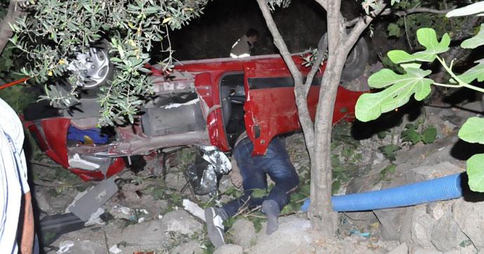 İki ilde 2 feci kaza: 3 ölü, 3 yaralı
