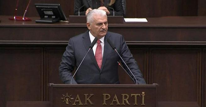 Başbakan: Kılıçdaroğlu, 'ABD'deki gibi başkanlık getiriyorsanız getirin' demiş. Hodri meydan