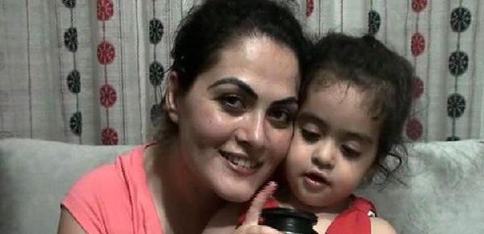 Çilem Karabulut: Tüm mücadelem kızımın gülüşü için (3 Foto)