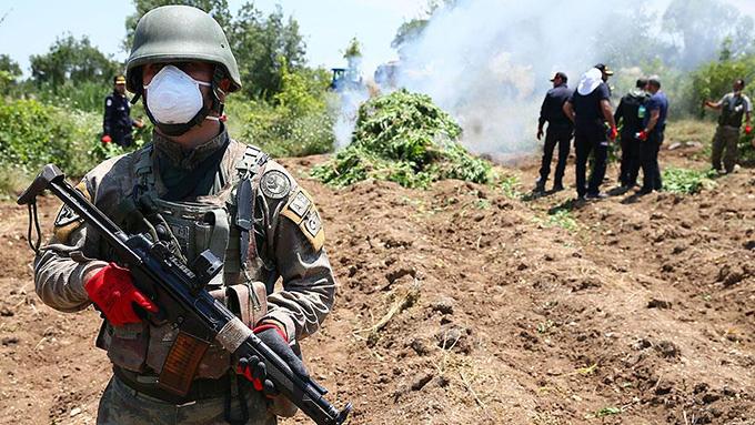 Lice'de PKK'nın finans kaynağına ağır darbe