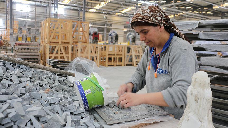 Dünyanın en büyük blok mermer tedarikçisi, Türkiye