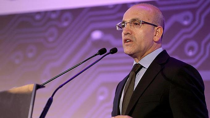 ASKON Bakanı Koca ile Mehmet Şimşek'in saat 9'u 5 geçe diyaloğu