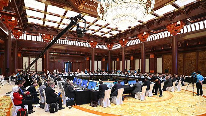 G20'de, göçmenlerle ilgili karar alındı
