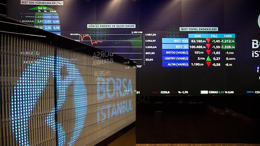 Borsada yabancı alımı 1 milyar doları aştı