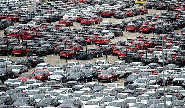 Otomotivin 2017 ihracat hedefi 25 milyar dolar