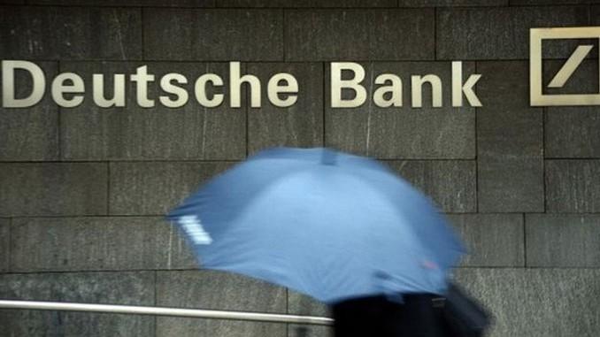 ABD ile Deutsche Bank anlaşmaya yaklaştı