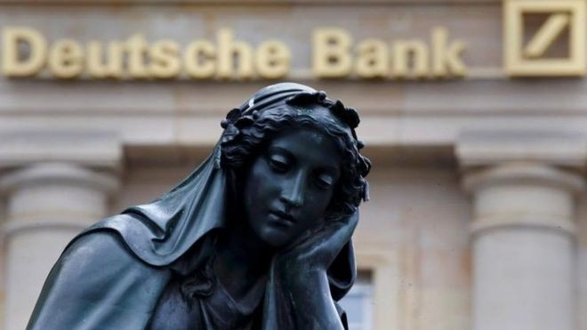 Deutsche Bank, Lehman Brothers gibi batar mı? -ANALİZ