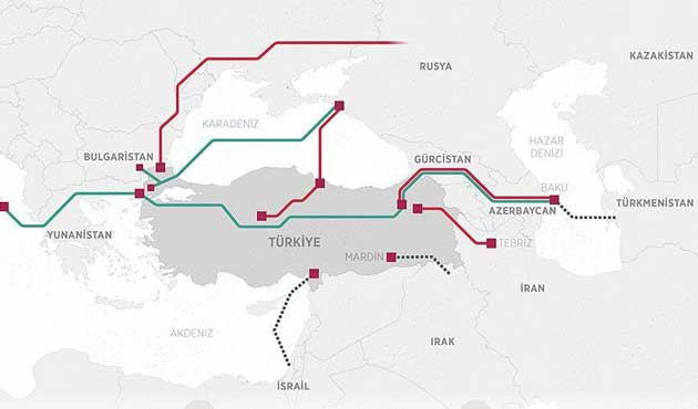 İran'dan alınan doğalgaz 10'da 1'e kadar düştü