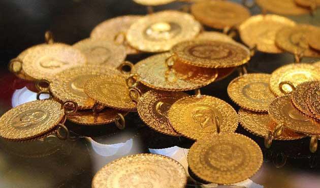 Altının gramı günü yüzde 1,40 artışla tamamladı