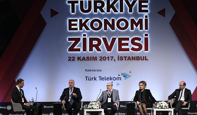 'Türkiye'nin büyümesini finanse edecek bir güce sahibiz'