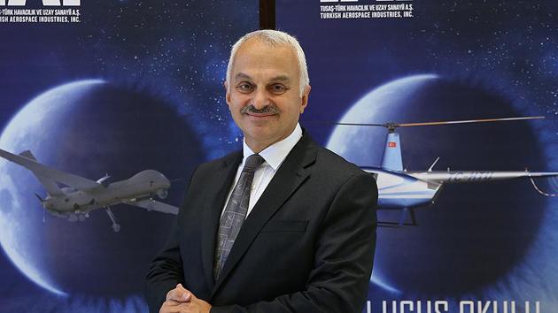 TUSAŞ/TAI Genel Müdürü Kotil: 10 yıl içinde 10 milyar dolarlık ciro hedefliyoruz