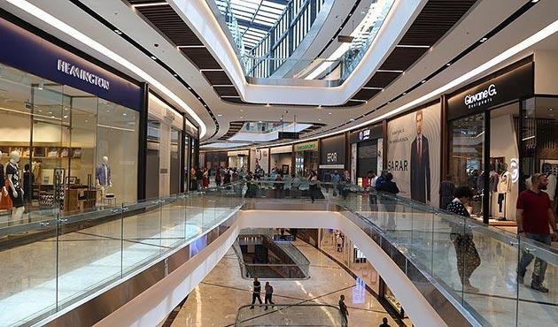 Alışveriş merkezlerinden 110 milyar TL ciro