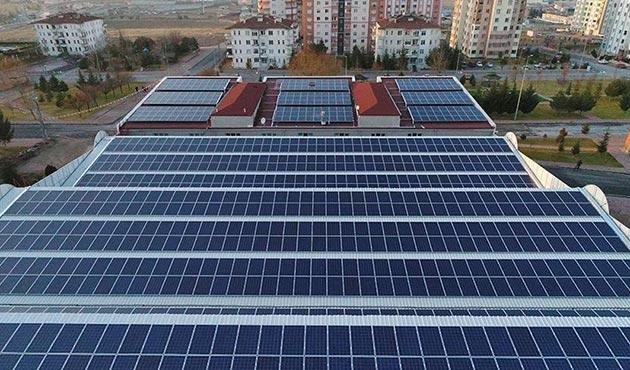 Maliye'den çatıda üretilecek elektriğe destek