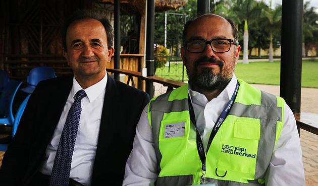 Türk inşaat şirketleri gözünü Afrika'ya çevirdi