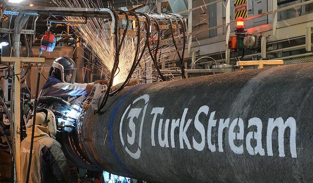 Rus şirketi Gazprom'dan TürkAkım'a kredi