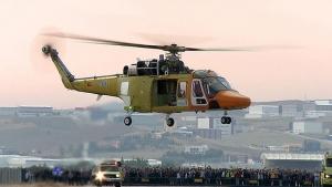 Özgün helikopter ilk uçuşunu başarıyla gerçekleştirdi