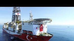Milli gemi Fatih, Akdeniz'de ilk sondaj için yola çıktı